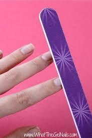 tips and tricks for gel polish lifting