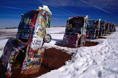 cadillac ranch washington dc driving route 66 my images on book covers and more