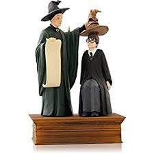 the sorting hat harry potter 2014 hallmark