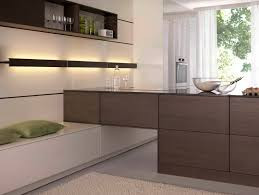 installing kitchen cabinets with lighter wood for open shelves and