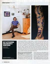 guy aitchison tattoo magazine articles page 1