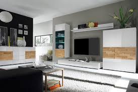 tapeten fr wohnzimmer mit weien hochglanz mbeln möbel für das wohnzimmer
