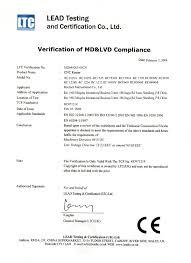 roc tech cnc ce certification
