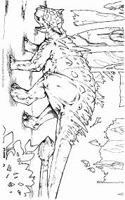 dinosaur with spikes color page free printable coloring sheets