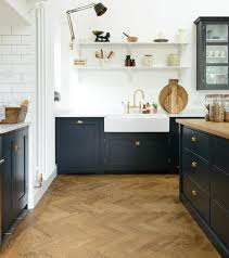 kitchen floor ideas a guide to different parquet styles and other gorgeous wood flooring