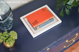 painting furniture with benjamin moore satin impervo the