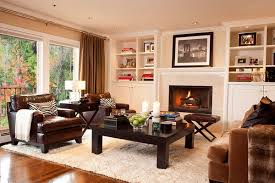 Awesome Living Room Leather Sofa Gallery Awesome Design Ideas - Leather chair living room
