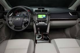 toyota camry dashboard 2014 5 toyota camry and 2014 toyota rav4 receive tech upgrades