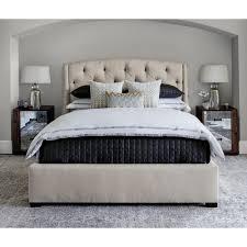 jordan tufted bed bernhardt furniture bedroom beds jordan tufted bed
