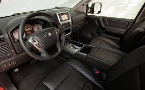 Nissan Titan 2004 Interior Nissan Titan Review And Photos