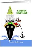 cruise line industry christmas cards from greeting card universe