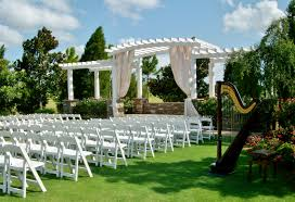 wedding arches orlando fl outdoor wedding trellis at the royal crest room in st cloud