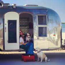 Boat A Home Kelly U0026 Justin In An Airstream Overlander U2014 Tiny House Tiny Footprint