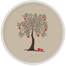 birds cross stitch patterns tree cross stitch cross stitch pdf