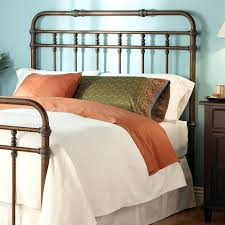 tufted headboard with wood trim bedroom wonderful button tufted upholstered rod iron headboard