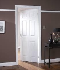 bostonian 20btn 6 panel woodgrain moulded internal door amazon co
