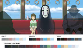 Popular Color Palletes Movies In Color