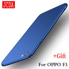 Oppo F3 Jcda Brand For Oppo F3 Mobile Phone Silicone Scrub Cover High