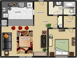 Flats Floor Plans by Home Design 2 Bedroom Apartments Floor Plan Apartment Plans