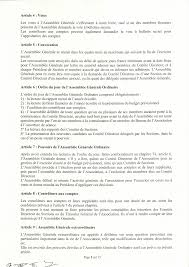 changement de bureau association loi 1901 a s v e l omnisports