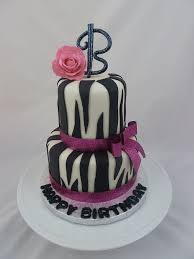 25 zebra birthday cakes ideas pink zebra