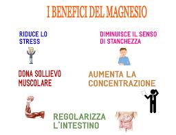 le proprietã magnesio supremo stanco e stressato c è il magnesio supremo facciamolobio