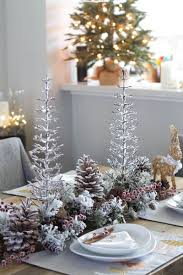 Home Decor Tree White Christmas Decor Rustic Christmas Home Decor By Lynny