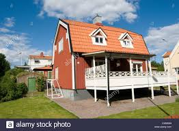 swedish traditional building house home homes medieval sweden