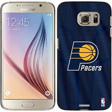 jersey design indiana pacers indiana pacers jersey design on samsung galaxy s6 snap on case