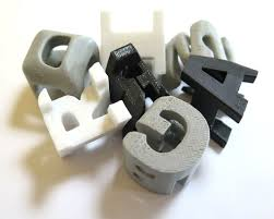 3d letter cube 6 steps with pictures