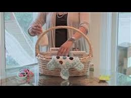 baby shower baskets baby showers how to make a baby shower gift basket