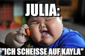 Julia Meme - julia asian fat kid meme on memegen