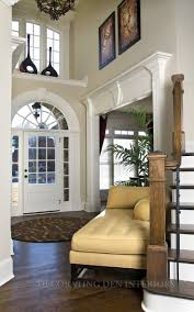 how to decorate an above the door ledge decorating doors and foyers