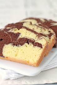 10 best sour cream marble cake recipes