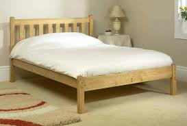 Bed Frame Alternative Solid Wood Bed Frame With Storage Designs Plans Ideas Homes