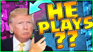 Donald Trump Plays Clash Royale Gaming Pinterest Clash