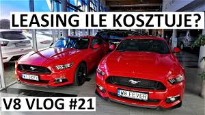 euro leasing 2017 ford mustang gt v8 vlog 21 leasing getin bank youtube