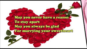 Wedding Wishes Sms Best Wishes For Wedding Sms Whatsapp Video Congratulations