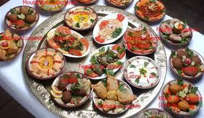 recette cuisine libanaise mezze mézzé libanais supertoinette