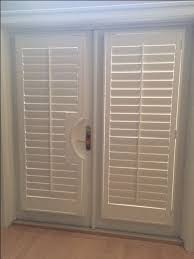 Curtains For Doors With Windows The Door Blinds Back To Glass Enclosed For Doors A Window