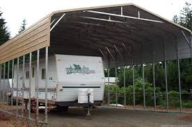 Small Car Ports West Coast Metal Buildings Rv Covers Carports Garages Barns