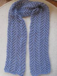 knitting pattern for angora scarf destiknitions knit along angora lace scarf from lion brand studio