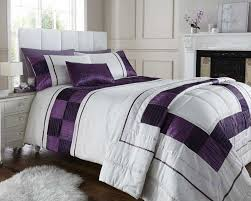 Black And Purple Bed Sets Black White And Purple Bedroom Designs Luxury Home Design