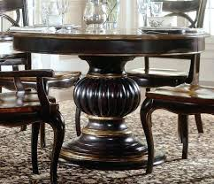 pedestal kitchen table and chairs wooden pedestal table base brass and wood pedestals or dining table