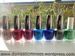 cr nail polish swatches domesticminxes