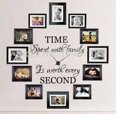 20 ideas of family wall picture frames wall ideas inside