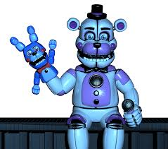 image funtime freddy faceplate open gif five nights at