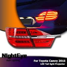 2015 toyota camry tail light nighteye camry tail lights 2015 new camry v55 led tail light