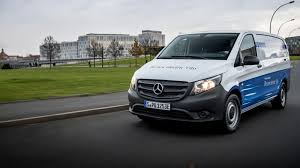 future mercedes mercedes benz will electrify all its vans in the near future