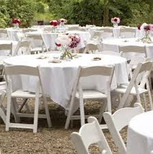 wedding tables and chairs wedding garden chairs decorating clear